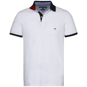 bb213aca Tommy Hilfiger Shirts - Tommy hilfiger white polo